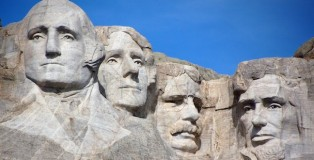 mt rushmore presidents