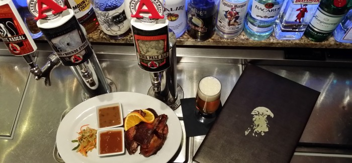 Beer and Food – American IPA Food Pairings'