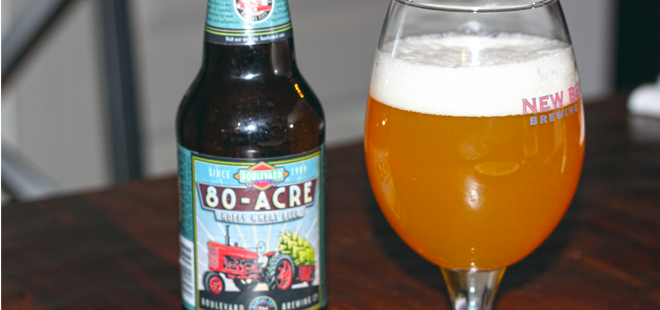 Boulevard Brewing Co. – 80 Acre