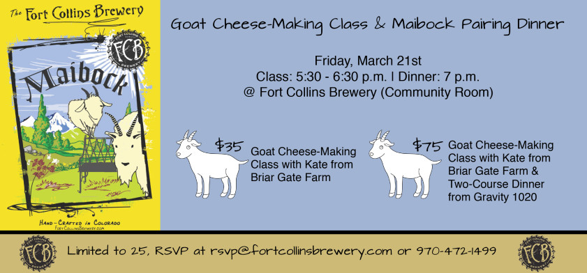 Goat Cheese-making Slider