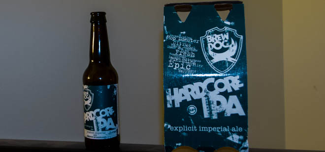 Brew Dog – Hardcore IPA