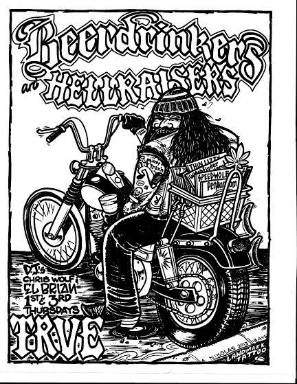beerdrinkers and hellraisers