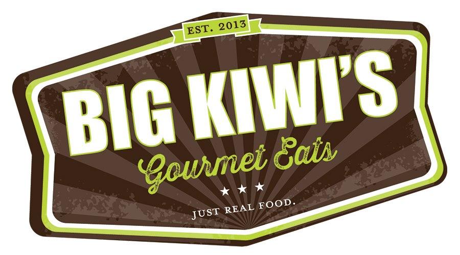 big kiwi eats