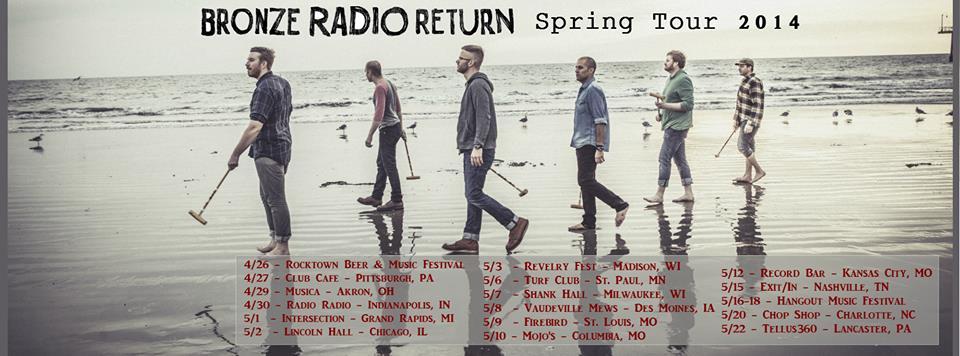 bronze radio return tour