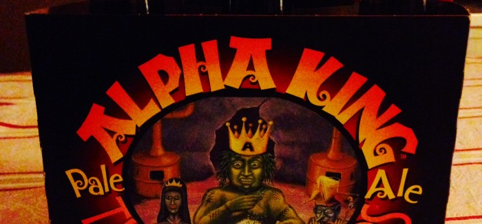 Three Floyds Brewery | Alpha King Pale Ale