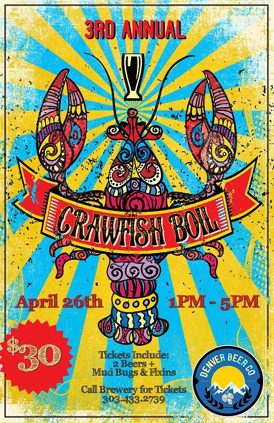 3rd annual crawfish boil - dbc- dbb - 04-26-14