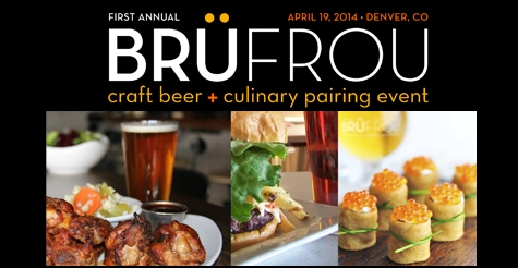 BrüFrou Beer + Culinary Pairing Event