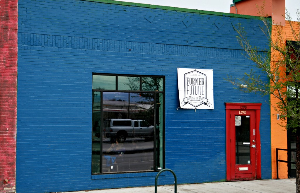 Former Future Brewing Exterior