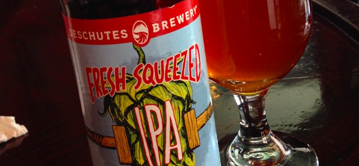 Deschutes Brewery | Fresh Squeezed IPA