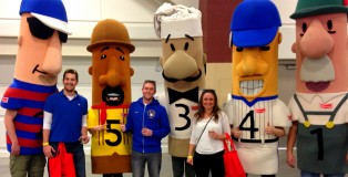Brewers Mascots