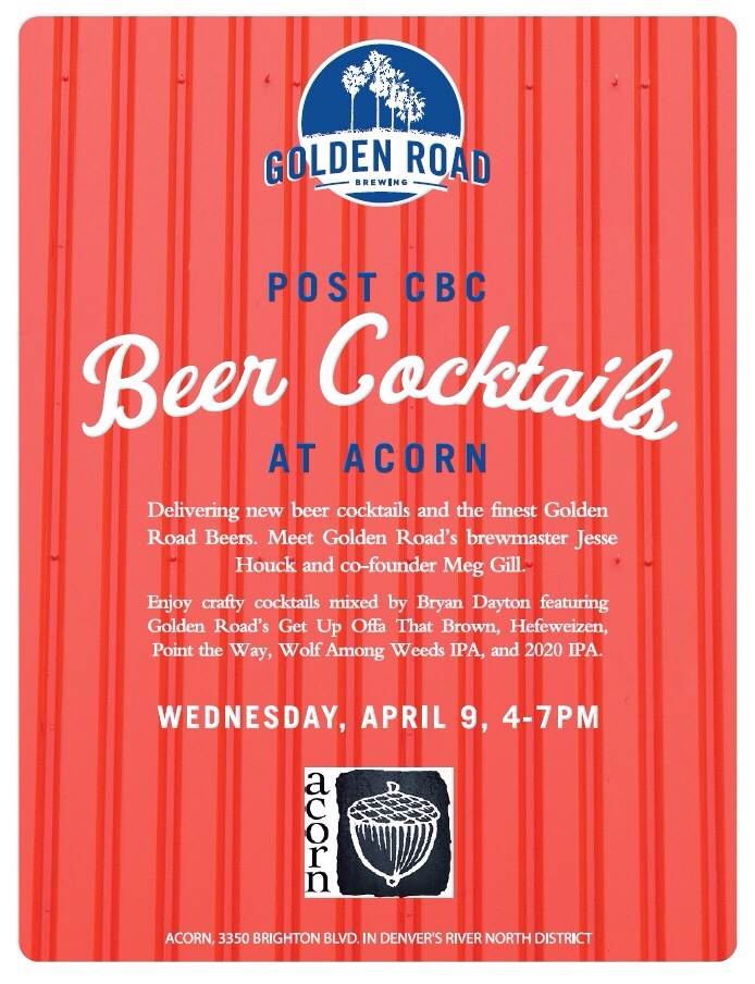 acorn golden road - cbc 2014