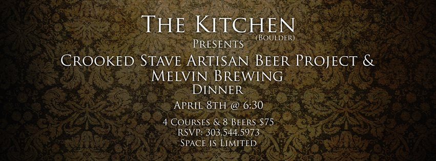 csabp + kitchen beer dinner - cbc 2014