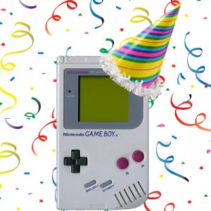 Happy Birthday, Gameboy.