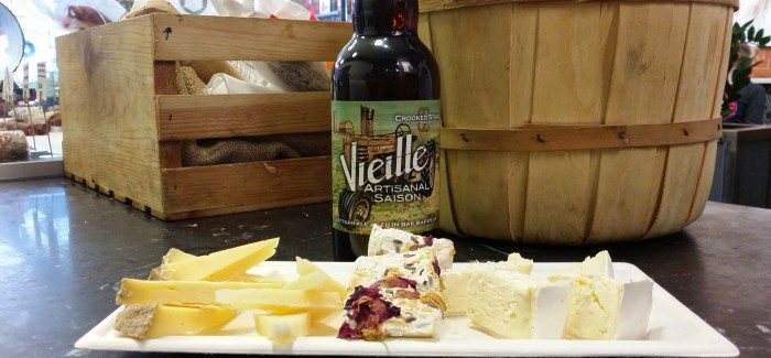 Beer and Food | Crooked Stave Vieille finds True Love