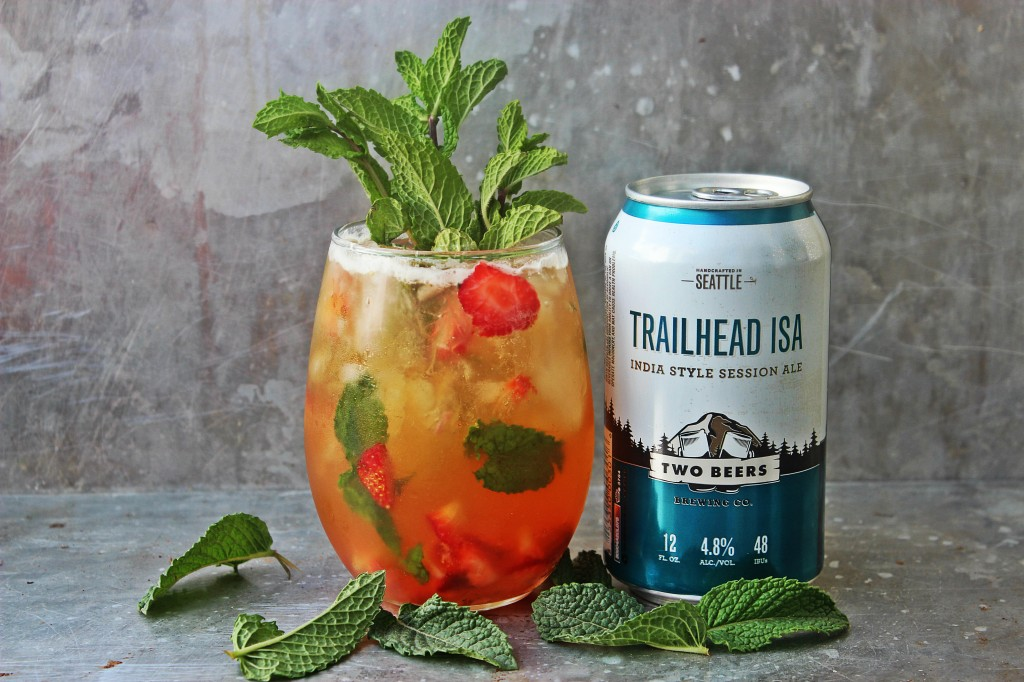 beer mint julep