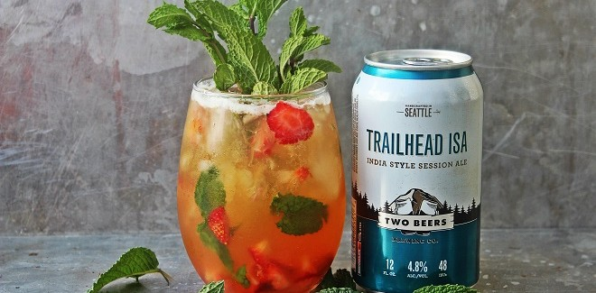 Kentucky Derby Beer Cocktail
