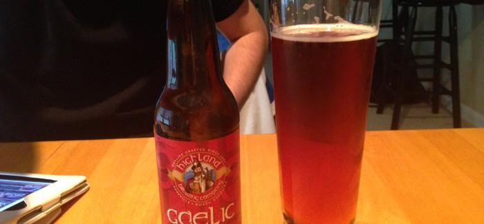 Highland Brewing | Gaelic Ale