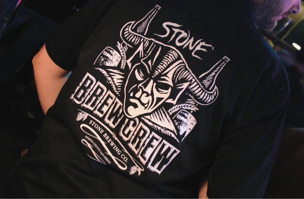 Stone Brewing Company Brew Crew