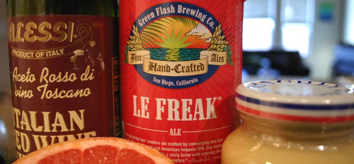 Le Freak Grapefruit Dressing