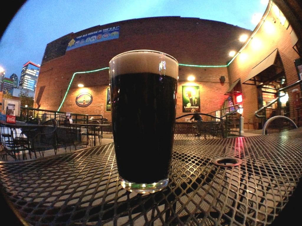 Sprocket Bier at Falling Rock Taphouse