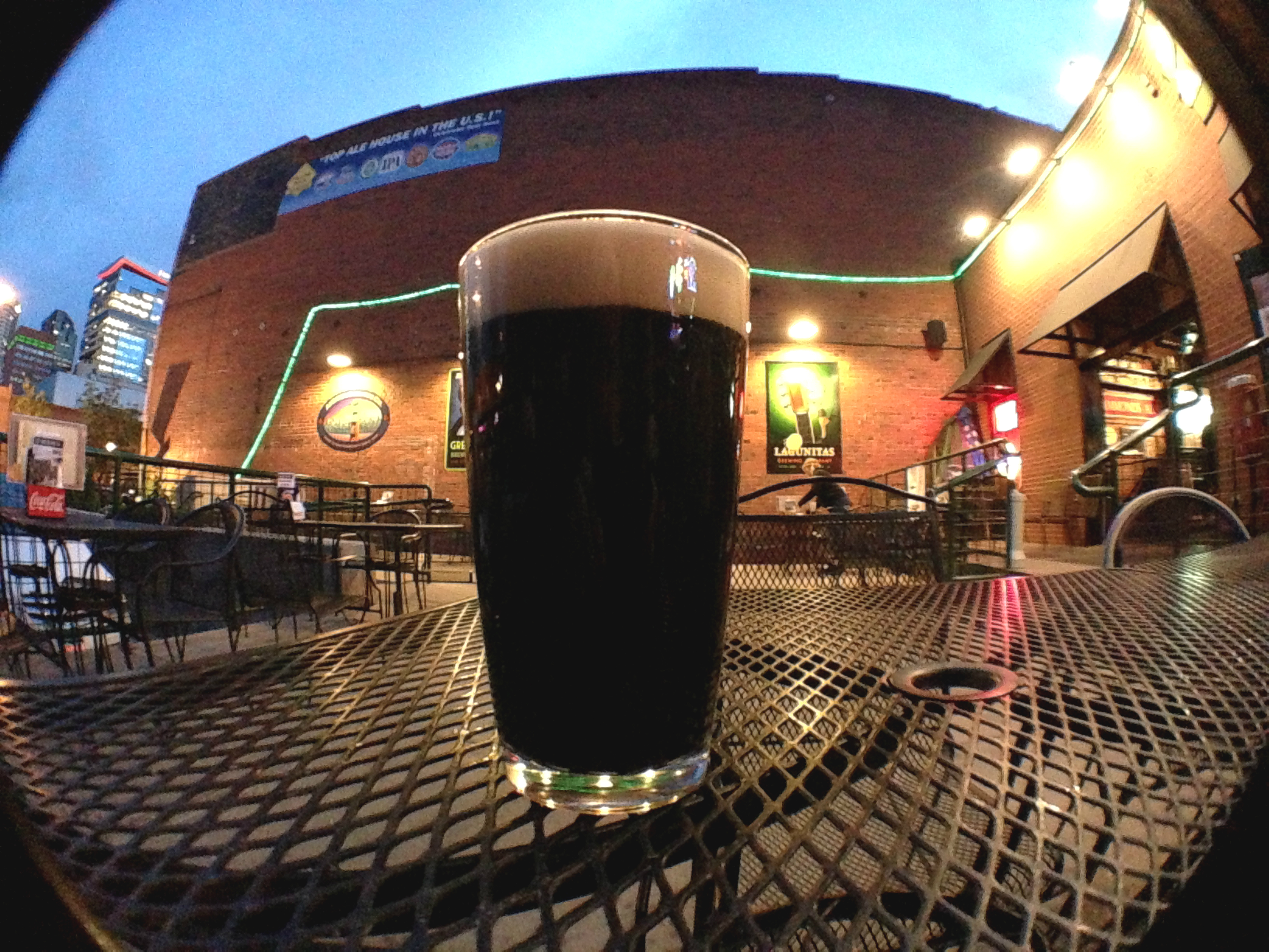 Craft Beer in Denver, Colorado at Falling Rock Taphouse