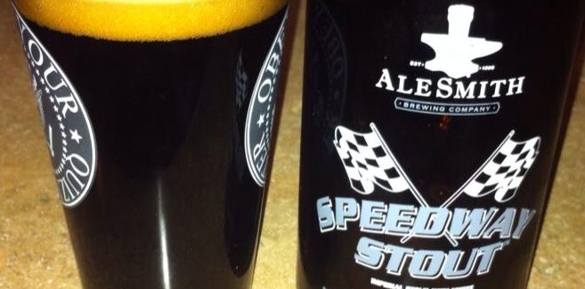 AleSmith Brewing Company| Speedway Stout