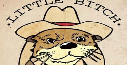 Little Bitch Otter by Crooked Fence