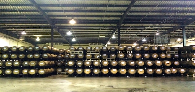 If in Doubt, Barrel Age It | A Look into the Vast Barrel Aging Program of Alltech's Lexington Brewing Co.