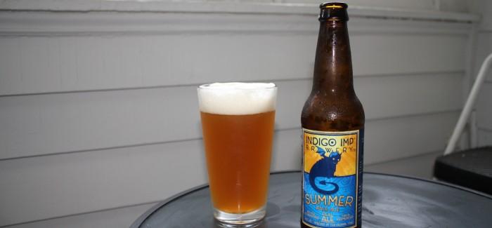 Indigo Imp Brewery | Summer Pale Ale