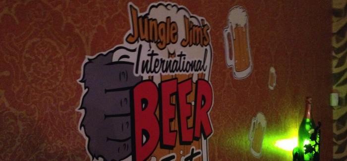 Jungle Jim's 9th Annual International Beer Festival