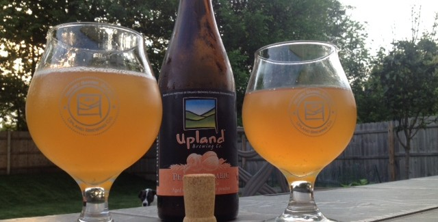 Upland Brewing Company | Peach Lambic
