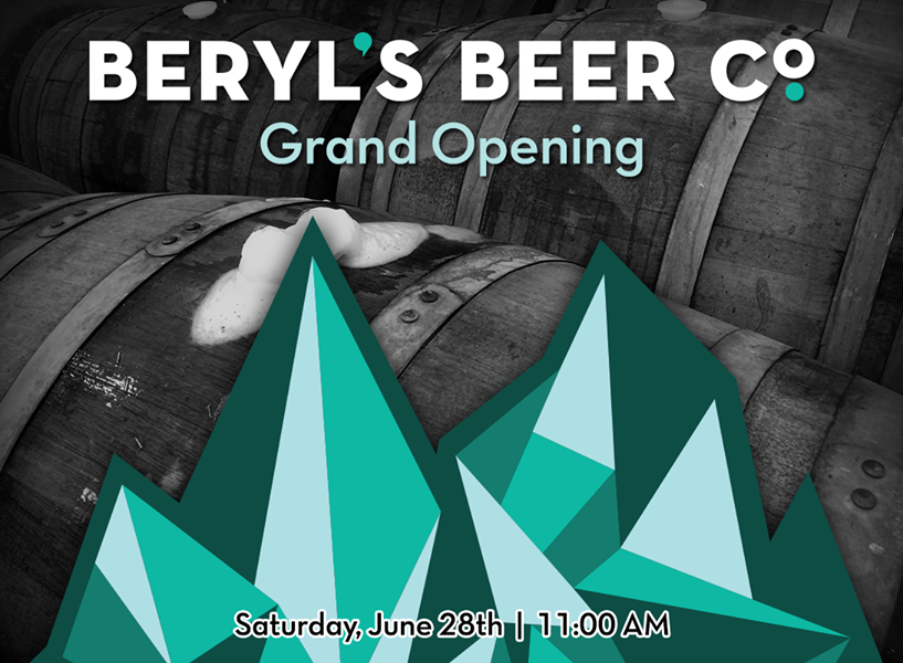 beryl's beer co. grand opening - dbb - 06-28