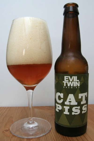Evil Twin Cat Piss