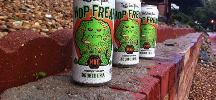 Milwaukee Brewing Company Hop Freak Double IPA