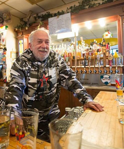 Jack Joyce Rogue Ales