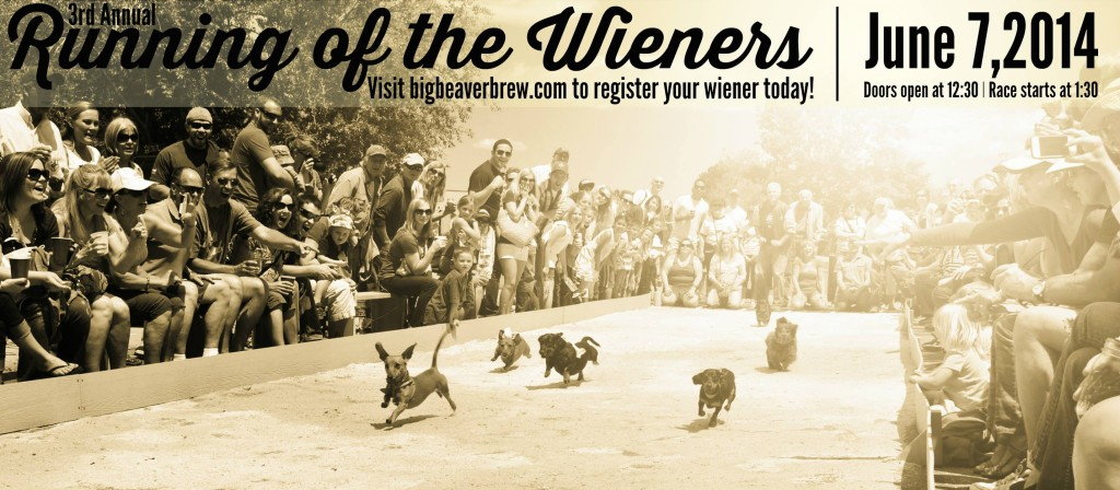 running of the wieners - dbb - 06-07-14