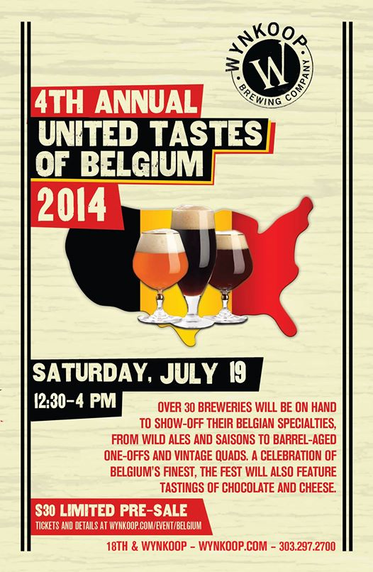 united tastes of belgium - dbb- 07-19