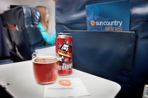 Craft Beer In-Flight
