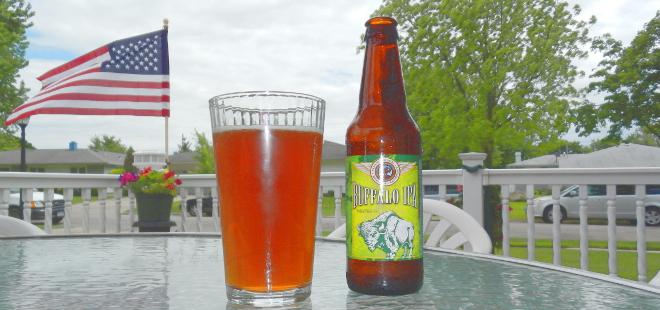 Flying Bison Brewing Company | Buffalo IPA