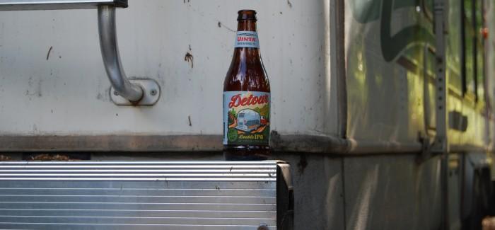 Uinta Brewing Company | Detour Double IPA