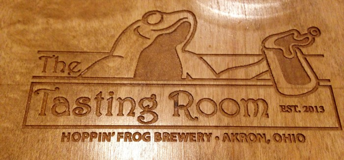 Hoppin' Frog Brewery | Gangster Frog I.P.A.