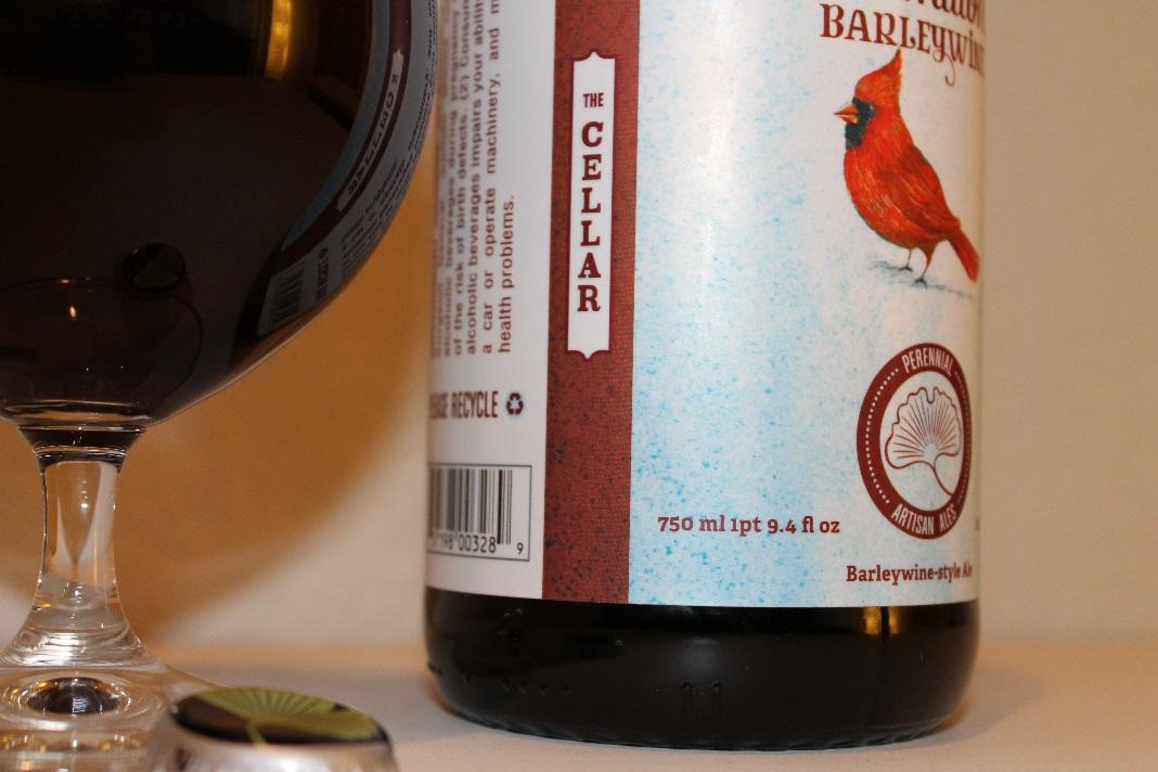 Perennial Artisan Ales | Vermilion Barleywine