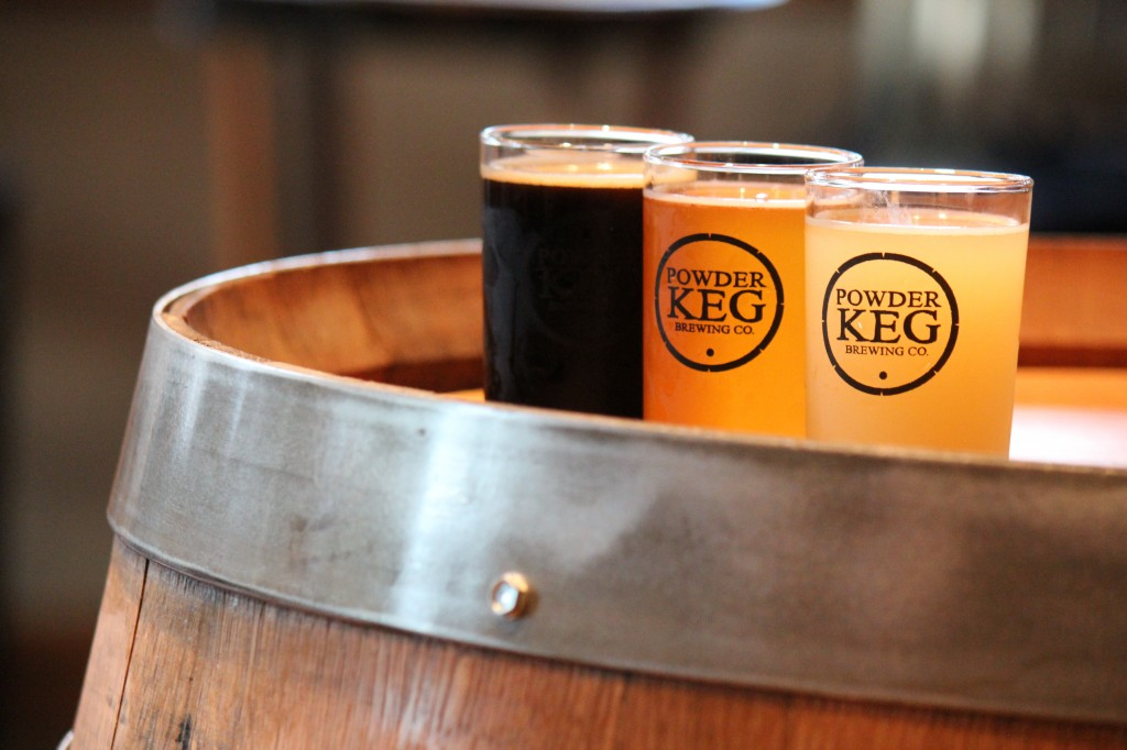Powder Keg Brewery Colorado