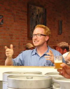Phillip Joyce Powder Keg Brewing Company