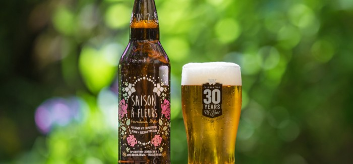 Widmer Brothers Brewing & Breakside Brewery | Saison a' Fleurs