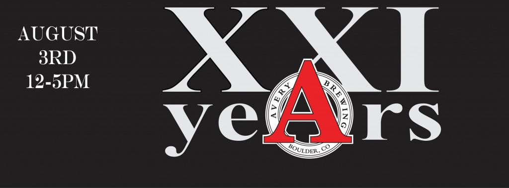 avery brewing - 21st anniversary party - dbb - 08-03-14