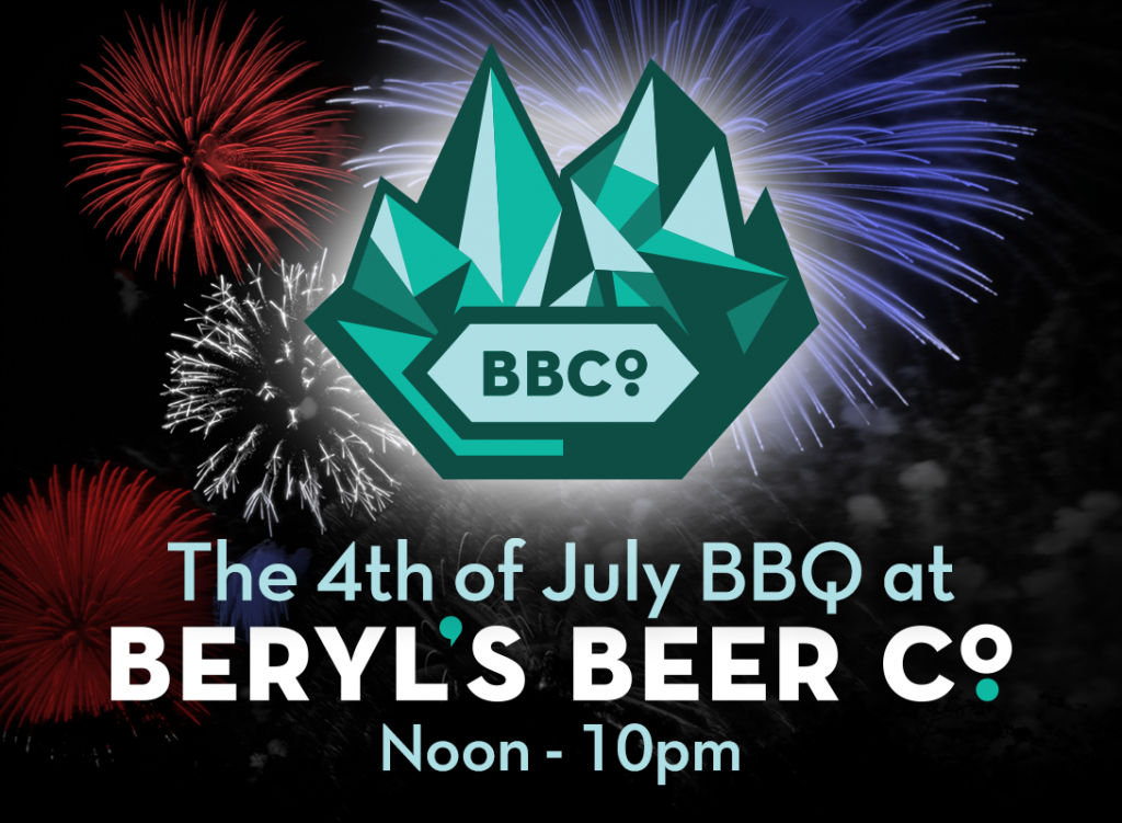 beryl beer co - 4th of july - dbb