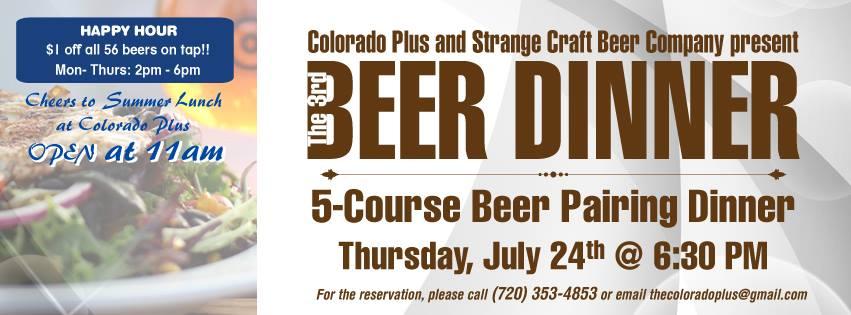 c+ - strange craft - beer dinner - dbb - 07-23-14