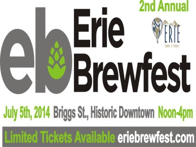 erie brewfest - july 5th, 2014 - dbb