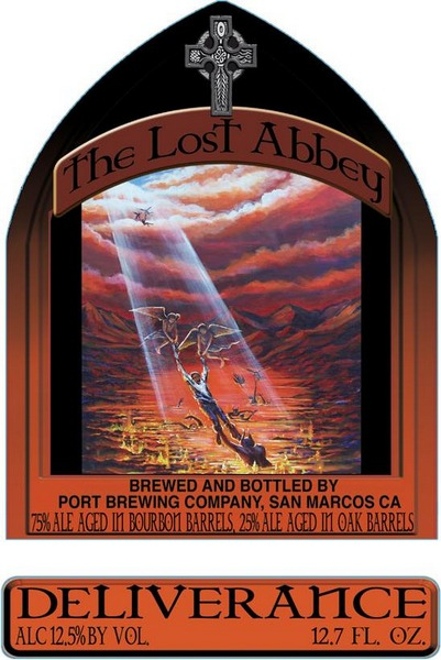 rare beer saturdays - lost abbey deliverance - dbb - 08-02-14
